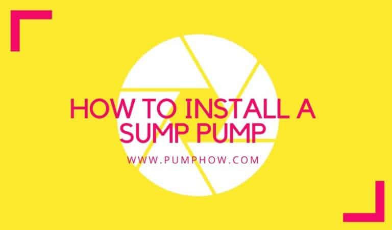 How to Install a Sump Pump Without Hiring A Plumber