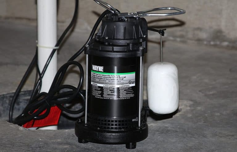 Wayne CDU800 Review: 1/2 HP Submersible Cast Iron and Steel Sump Pump With Integrated Vertical Float Switch