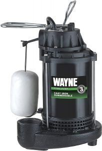 WAYNE CDU800 Submersible Sump Pump