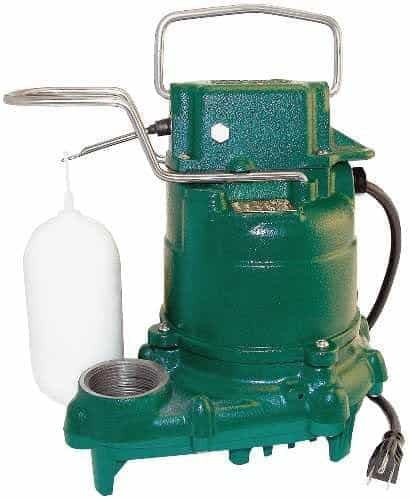 Zoeller M53 Review: Mighty-Mate Submersible Sump Pump