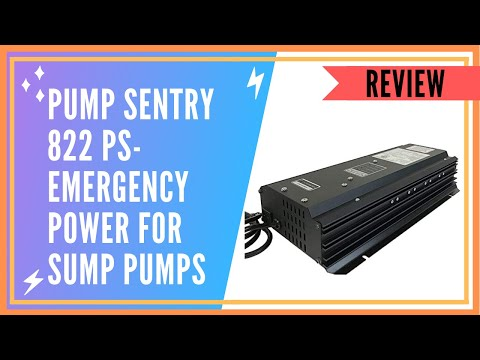 Pump Sentry Review: Emergency Power For Sump Pumps (Two Models Compared)