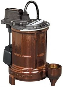 Liberty 257 Sump Pump