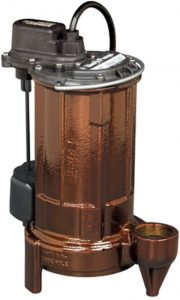 Liberty 287 Sump Pump